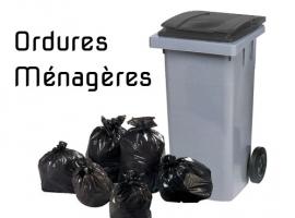 Ordures Ménagères Résiduelles