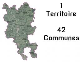 Les communes de la CCFE